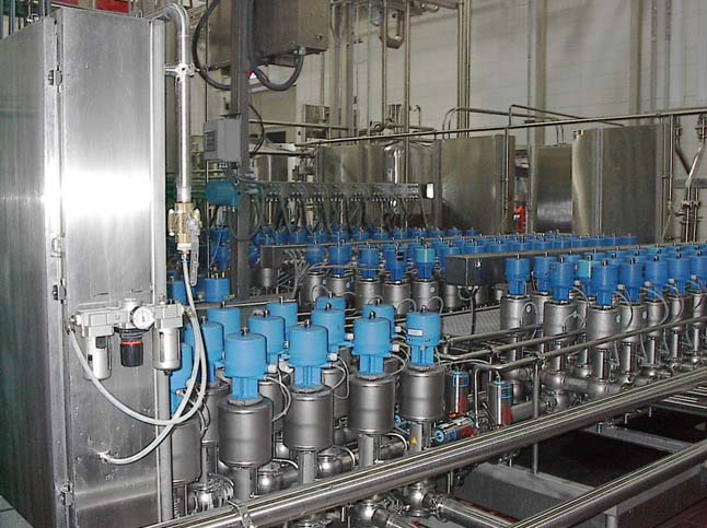 PRODUCTION ASSEMBLING LINES