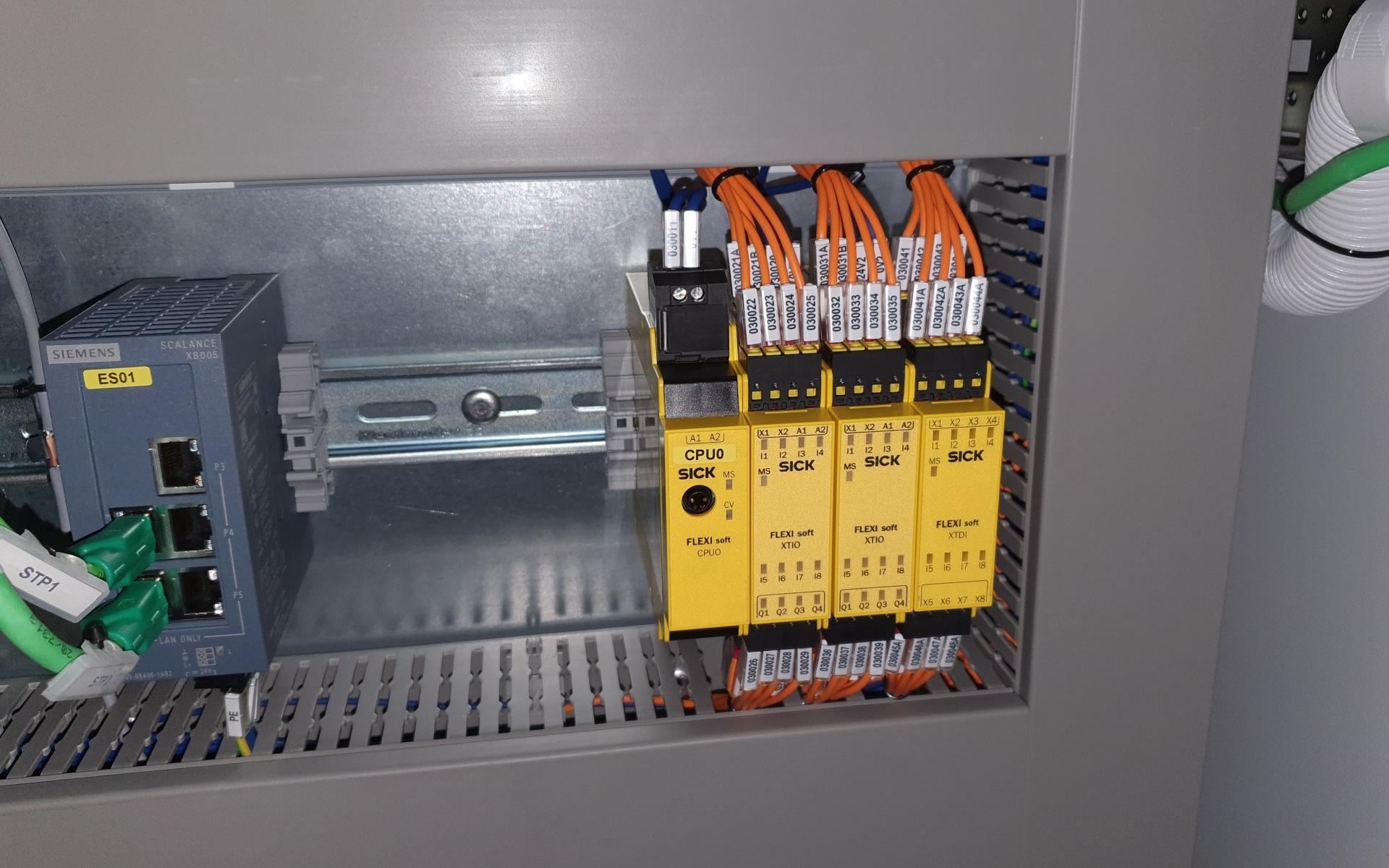 Sterownik Systemu Safety   firmy SICK